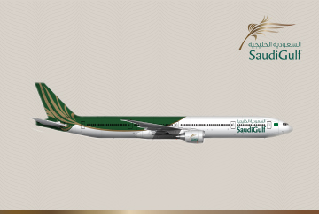 Boeing and SaudiGulf Airlines