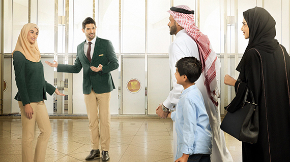 check-in at SaudiGulf Airlines