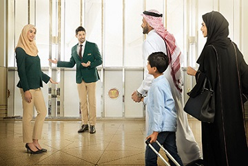 Concierge Service SaudiGulf Airlines